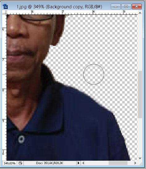 edit foto biasa menjadi pas foto