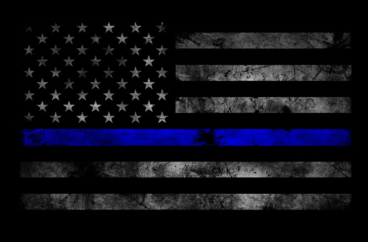 I Stand With Law Enforcement