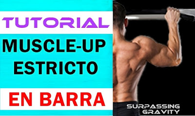 Tutorial Muscle-up