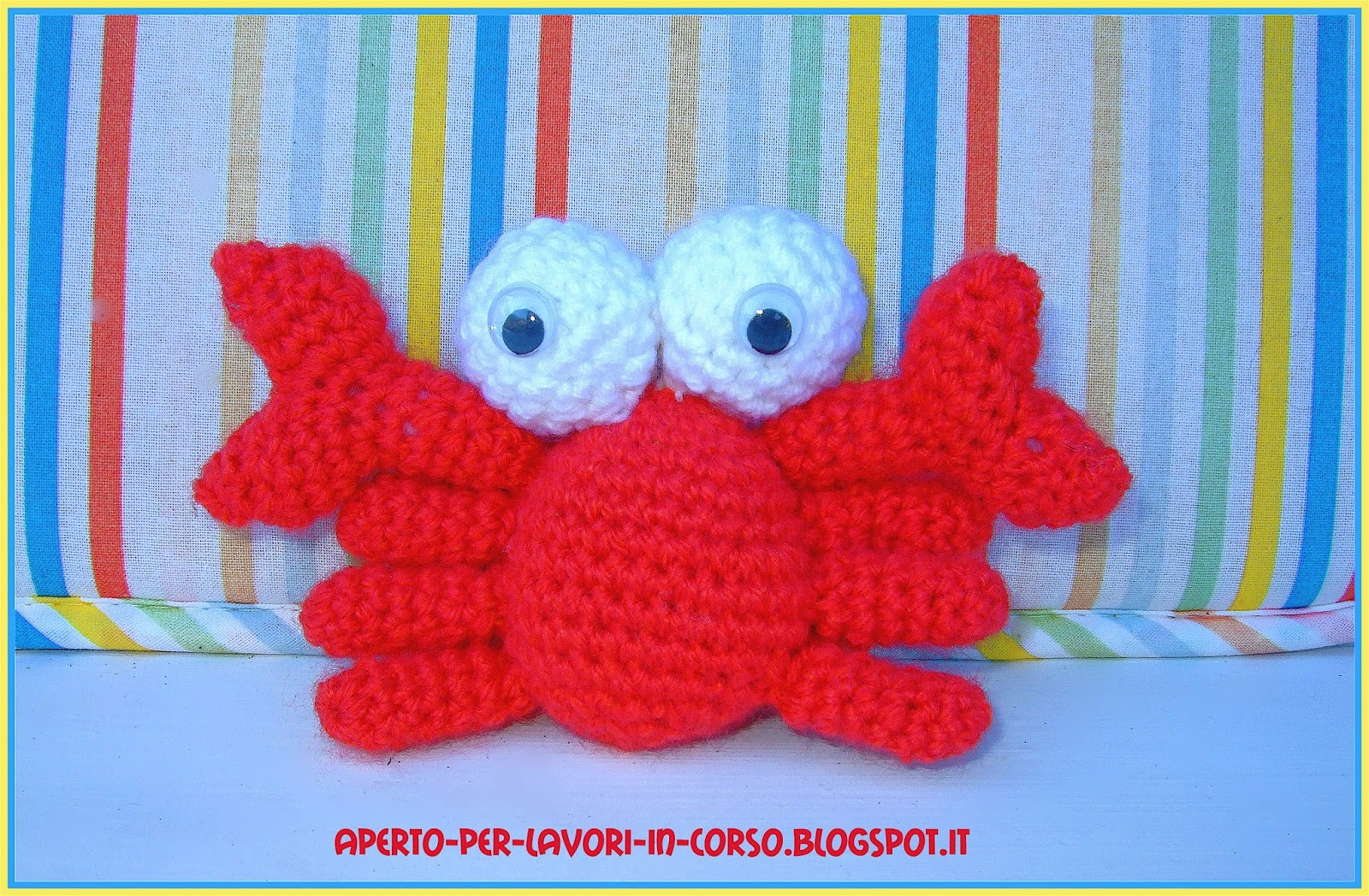 crab – Amigurumi Patterns | 1047x1600