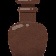 薬瓶のイラスト