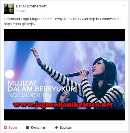 Download Lagu Thanks You Next: Grup Facebook Unduh Lagu Rohani Terbaru Dari Admin