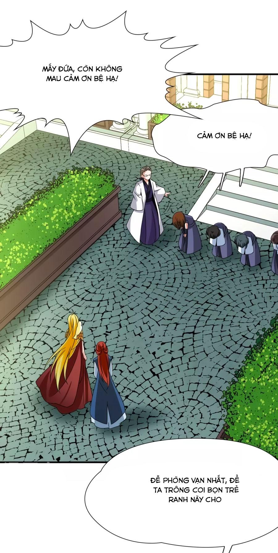 Huyền Vũ Luyến Ca: Vạn Vật Sinh Linh chap 32.2 - Trang 26