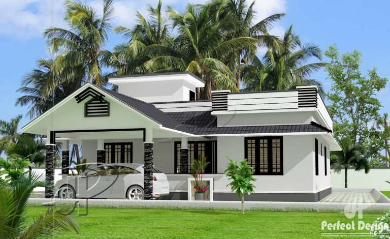 THOUGHTSKOTO One Story Modern House Design For Homes Html on one story craftsman style homes, luxury one story ranch homes, one level house floor plans, one story house roof design, kerala house plan modern homes, one room small bathroom designs, one floor homes, one storey modern house design, one story house with attached garage, family house plans for homes, one floor house designs,