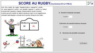 http://dmentrard.free.fr/GEOGEBRA/Maths/mathsport/scorerugby.html
