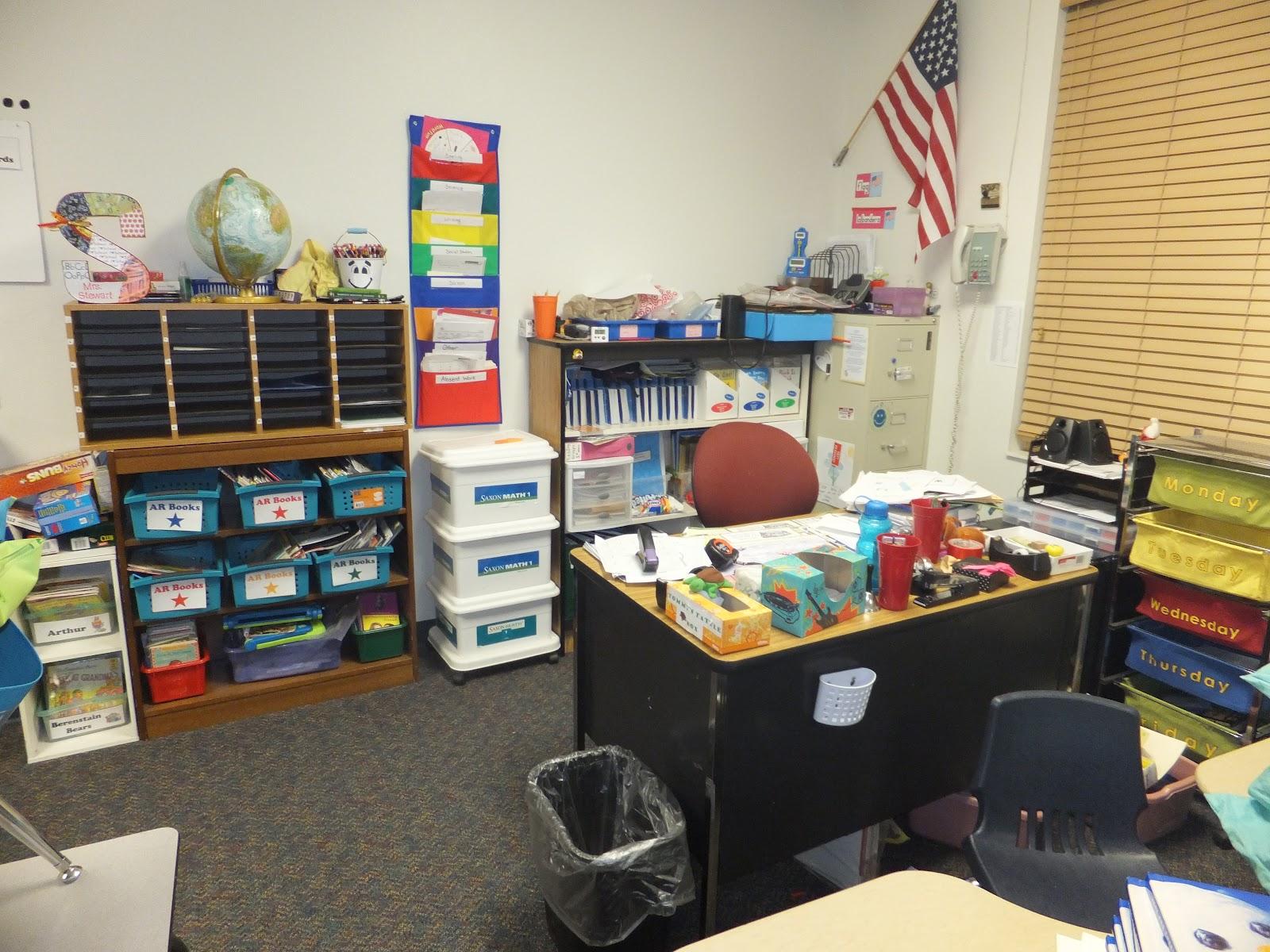 The Teacher Desk Of My Dreams