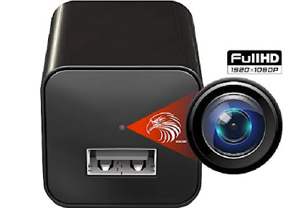 DivineEagle Spy Camera - HD Cam with Motion Sensor