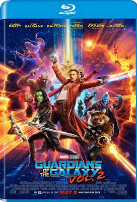 Guardians Of The Galaxy Vol. 2 2017 BD50 Latino