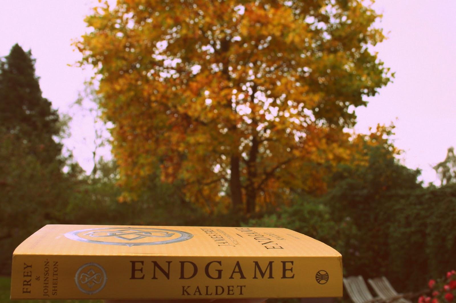 Endgame Kaldet af James Frey