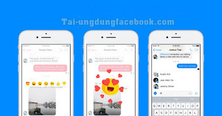 Tải Facebook Messenger 2017