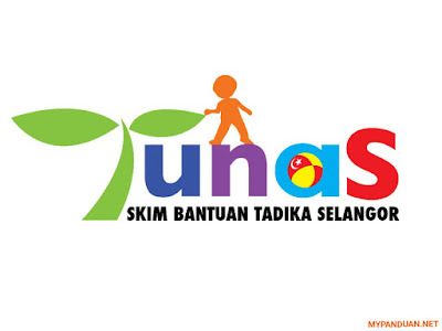 Permohonan Skim TUNAS Bantuan Tadika Selangor 2018 Online
