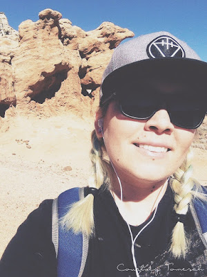 Courtney Tomesch Red Rock Canyon State Park