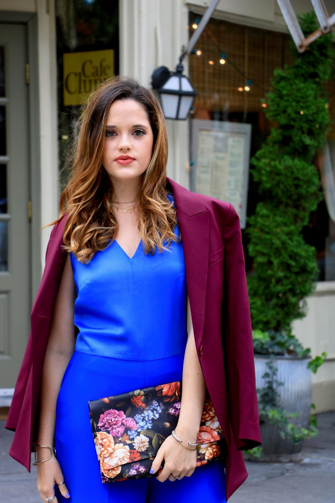 Nyc fashion blogger Kathleen Harper's blazer outfit ideas