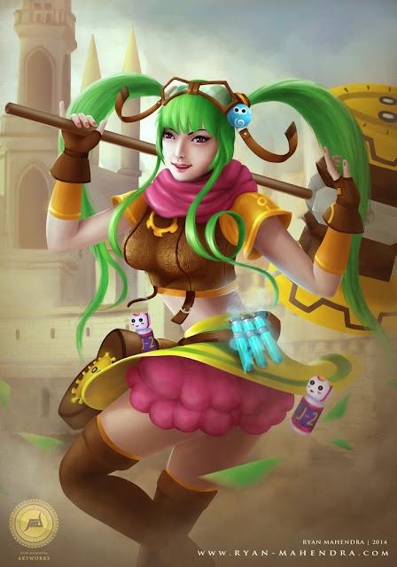 arta, lunia, legend of lunia, fantasy, illustration, drawing, digital painting, digital drawing, ryan mahendra