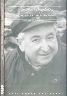 Taner Baybars - Seçme Şiirler - Selected Poems  1947 - 1997 yılları seçmeleri