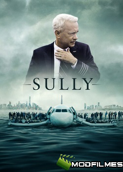 Capa do Filme Sully: O Heroi do Rio Hudson