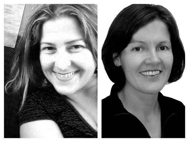 Las investigadoras de la Universidad Federal Río Grande del Sur autoras del artículo: Carolina Hessel y Lodenir Karnopp
