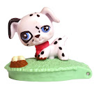 Littlest Pet Shop Special Dalmatian (#700) Pet