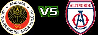 Gençlerbirliği - Altinordu Canli Maç İzle 25 Ocak 2019