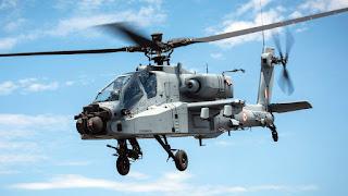 Helikopter Serang AH-64E Apache India