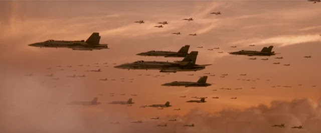 F-18 Hornet, Independence Day (1996) - 20th Century Fox