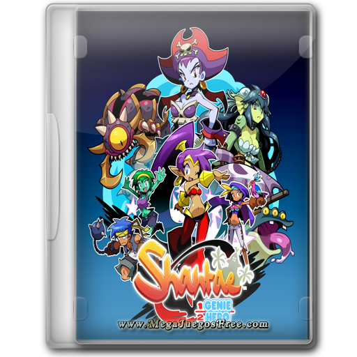 Shantae Half Genie Hero Full Español