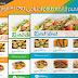 تصميم قائمة طعام احترافي بصيغة PSD (بثلاثة الوان مختلفة) مجاناً