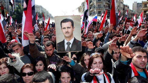 Jornal POLITICO revela por que Assad está vencendo na Síria