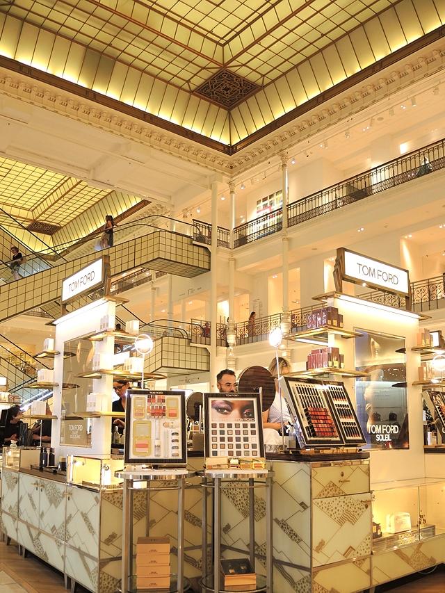 Parijs: fijnproeversparadijs 'La Grande Epicerie'