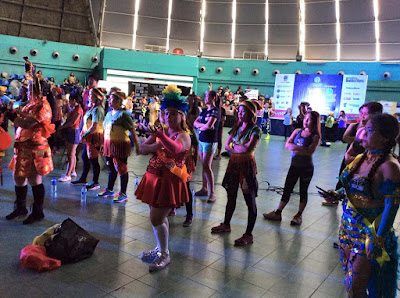 March 26, 2017, I attended Twiinzified Zumba World Beatz, The Philippine Twiinz Alec Eylek Pang and Manny Licsi's 5th Year Anniversary Party at the SM City North EDSA Skydome.