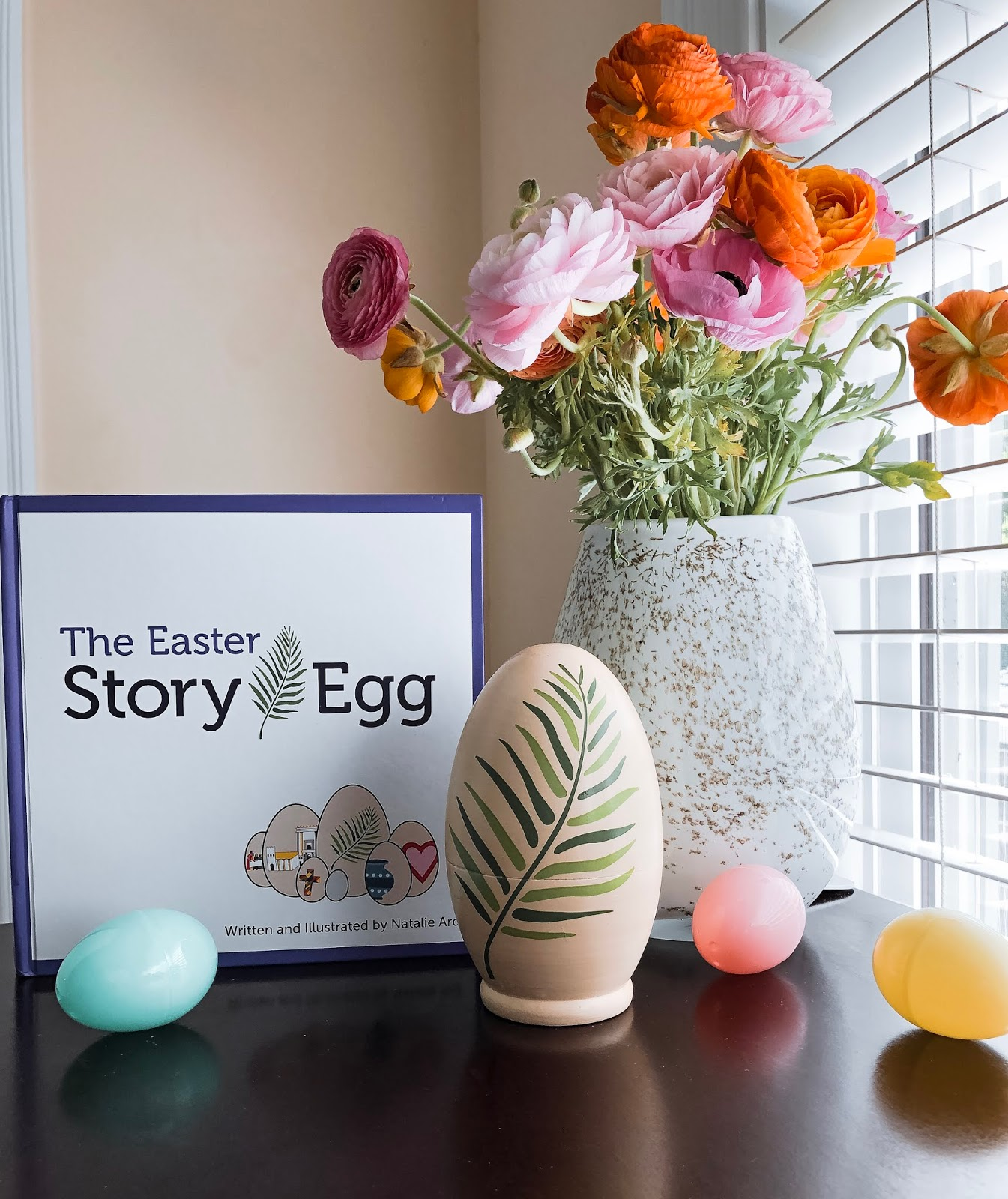Easter Story Egg Everyday Kate Blog