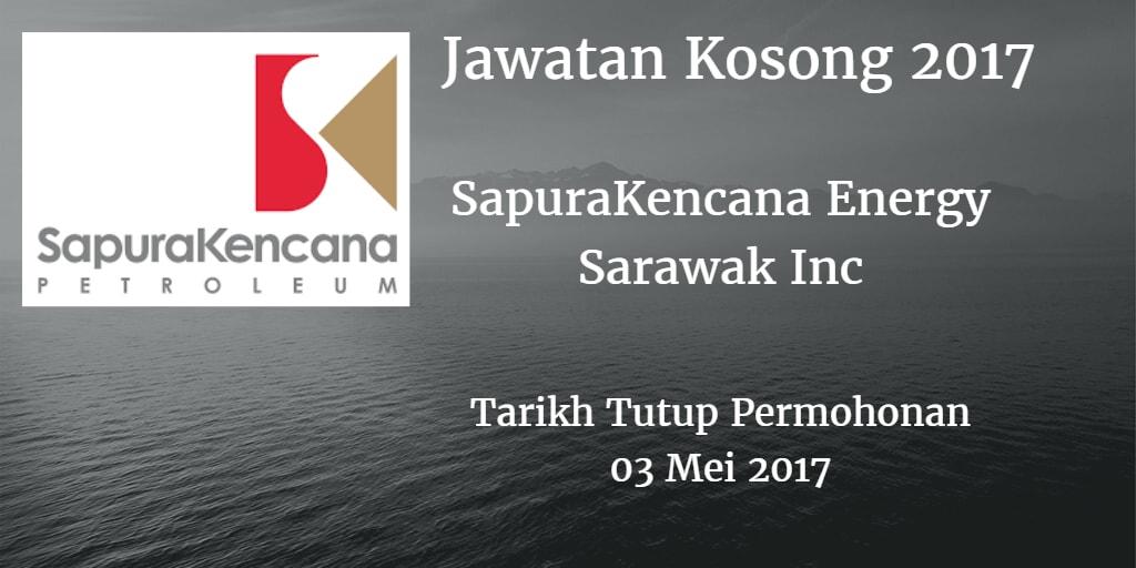 Jawatan Kosong SapuraKencana Energy Sarawak Inc 03 Mei 2017