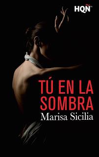 Portada del libro Tú en la sombra de Marisa Sicilia