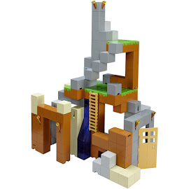 Minecraft Survival Mode Playset Survival Mode Figure