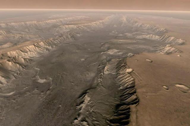 Mengungkap Misteri Planet Mars yang Katanya Terdapat Kehidupan, Benarkah?