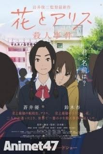Hana to Alice: Satsujin Jiken - The Case of Hana & Alice 2015 Poster