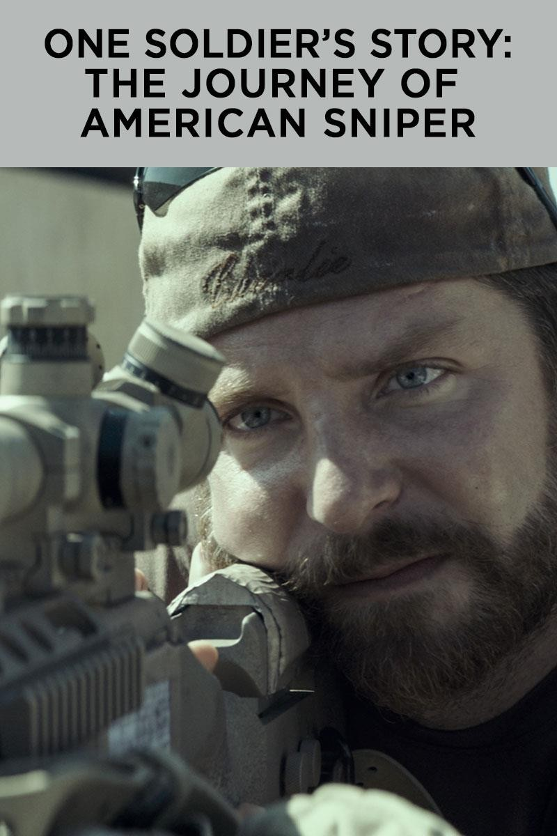 Permalink to One Soldier's Story: The Journey of American Sniper
