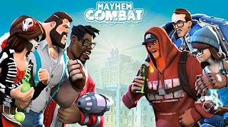 mayhem combat apk mod
