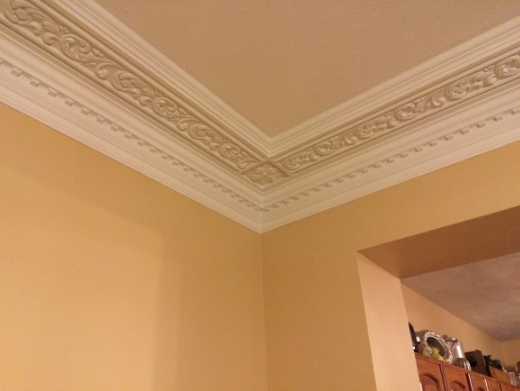 Beautify Your House with Drywall Crown Molding Technique