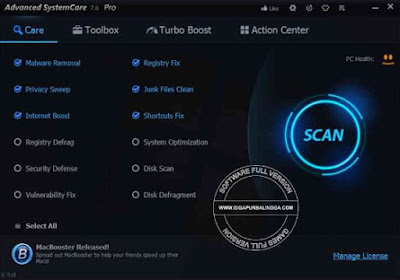 Advanced SystemCare PRO 10.3 Torrent