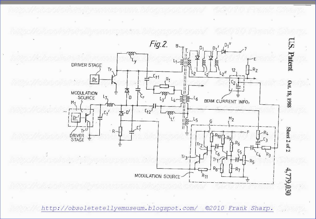 Obsolete Technology Tellye Philips 26ce Rubens