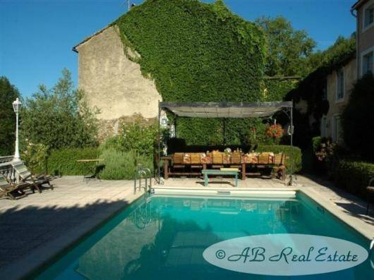 17th C. Royal Historical Building for Sale in Carcassonne area, Languedoc Roussillon, South of France