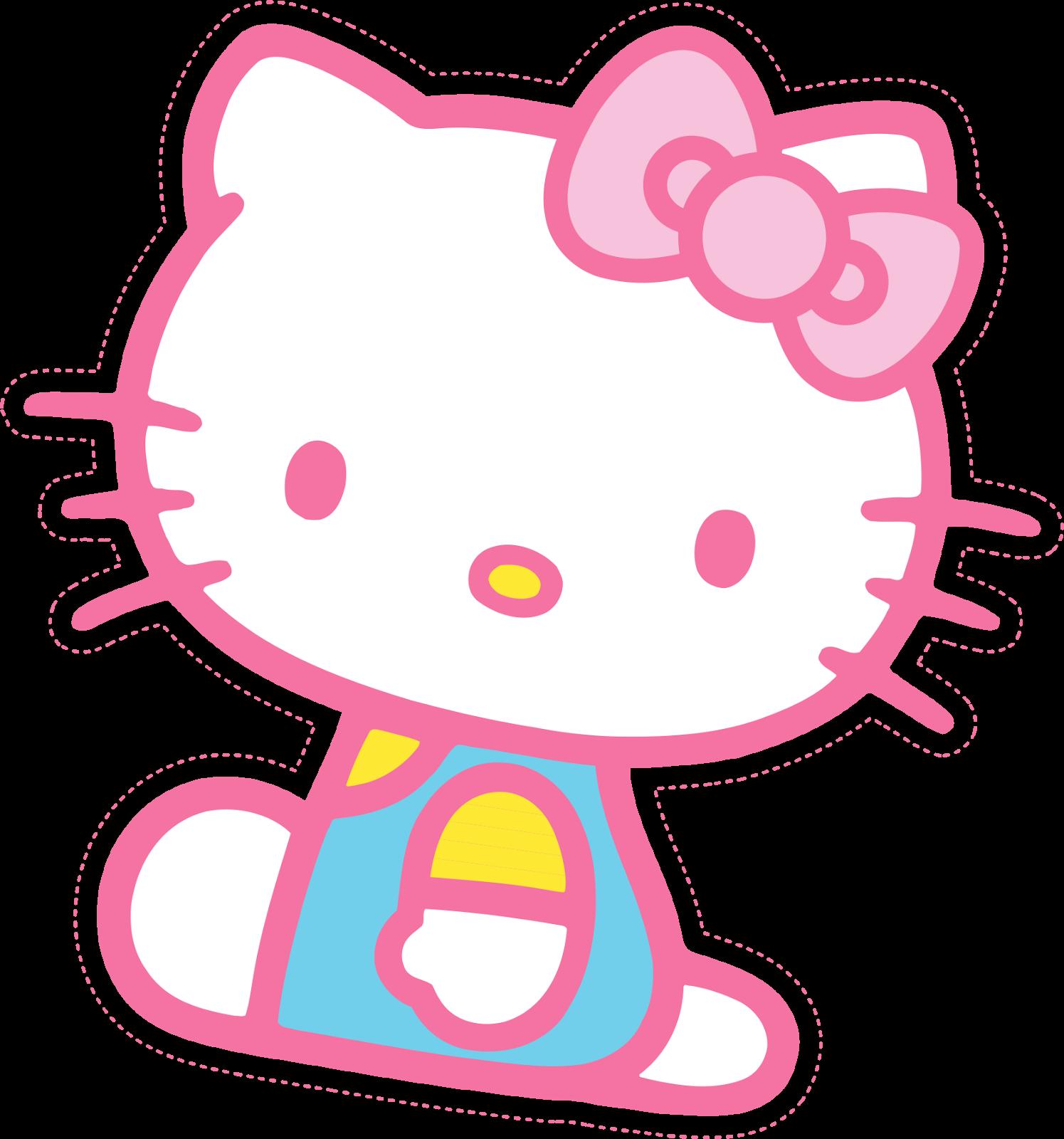 Hello Kitty Free Printable Mini Kit