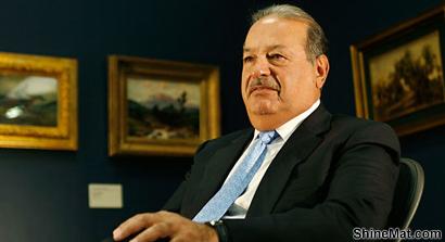 Richest People Carlos Slim Helu
