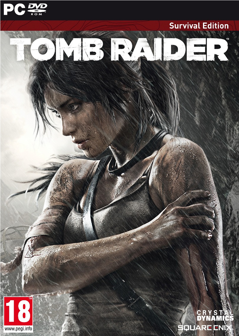 Free Game 4u Tomb Raider Survival Edition 2013 File Size 6 48 Gb Single Link