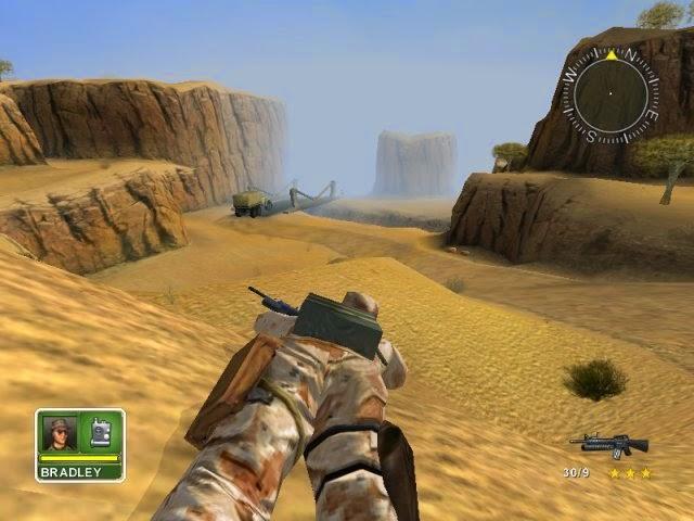 Conflict Desert Storm 2 Game