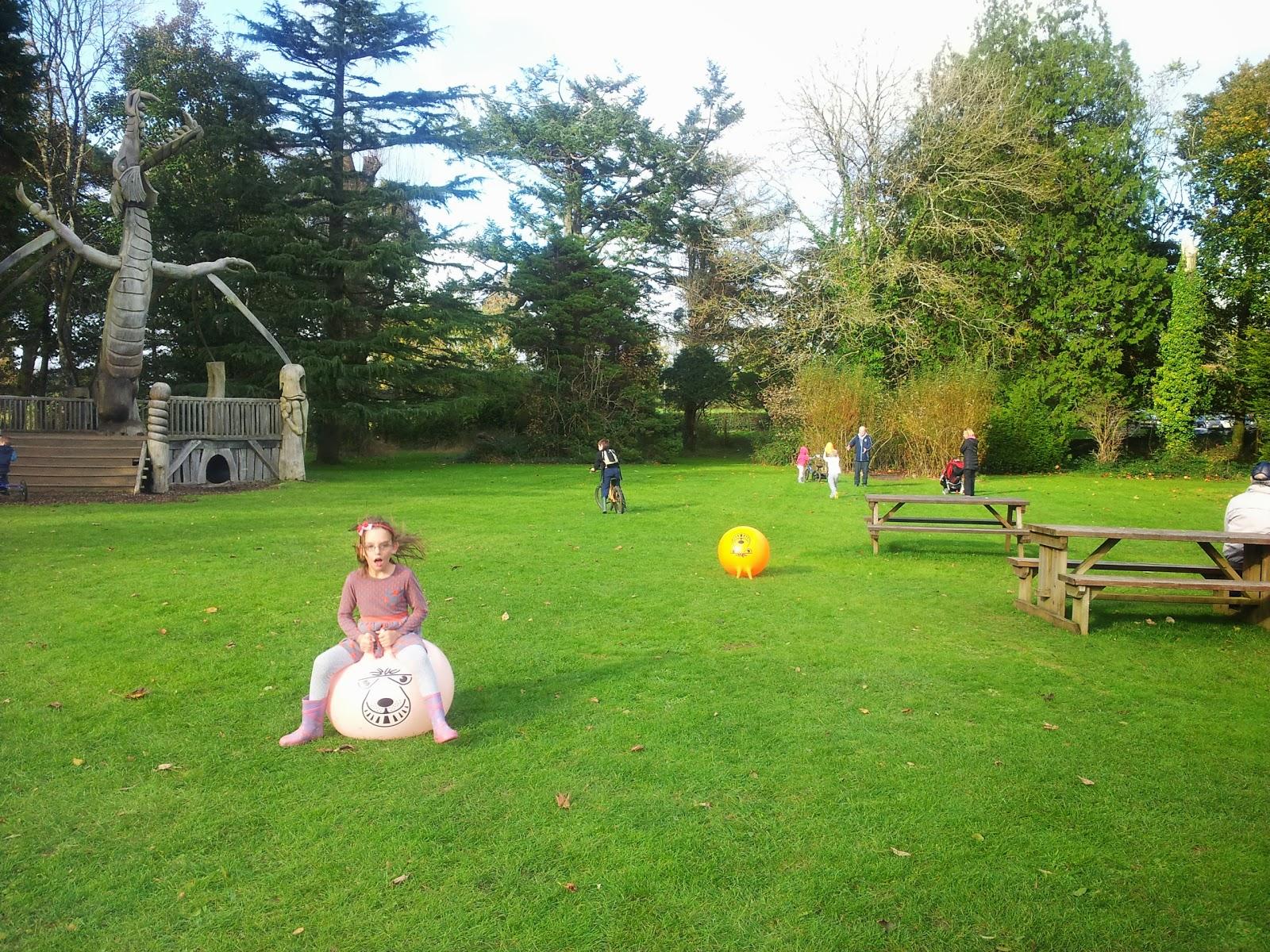 , Halloween Half Term at Manor House Wildlife Park #CountryKids