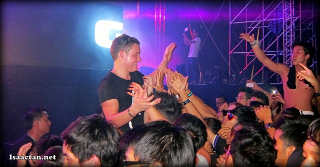 DJ TYDI Zouk @ Sepang International Circuit 2012
