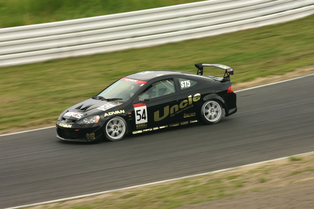 Honda Integra DC5, VTEC is kicking in yo, wysoki spojler, modified, sportowe samochody